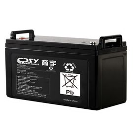 China 12v Ups Batterys in tiefes Zyklus-Ventil regulierter Blei-Säure-Batterie Pakistans 100ah usine